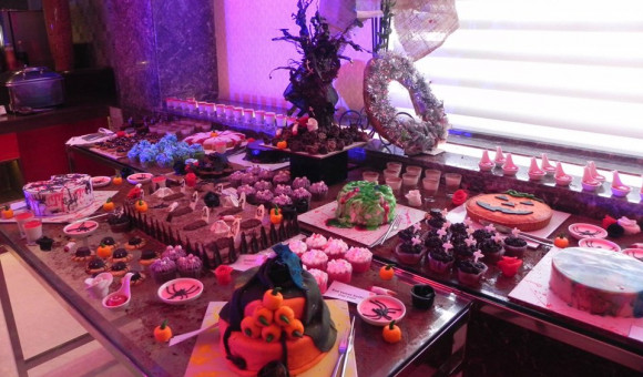 Sunday-Brunch-in-Lucknow---Halloween-themed-Funday-Brunch--29-October-2017-1