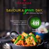 Thursdays Offer – The Biggest & Best Vegetarian Buffet in Lucknow