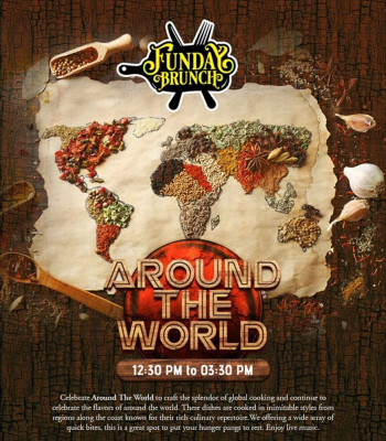 June-Funday-Brunch-is-a-Sunday-Brunch-around-the-World