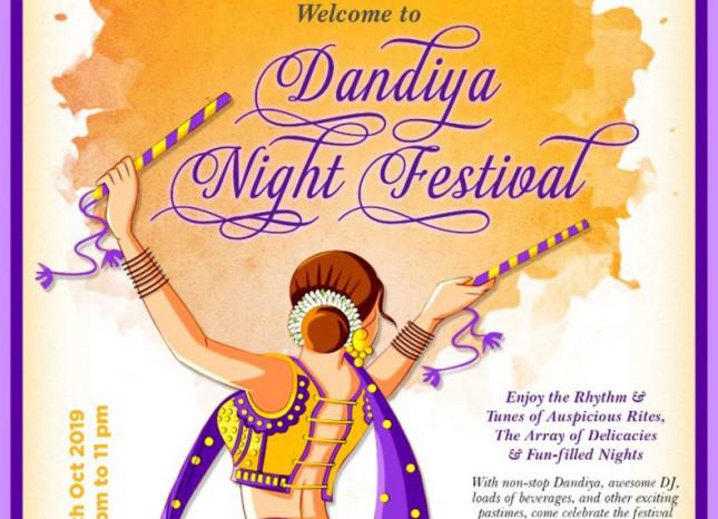 Dandiya-Night