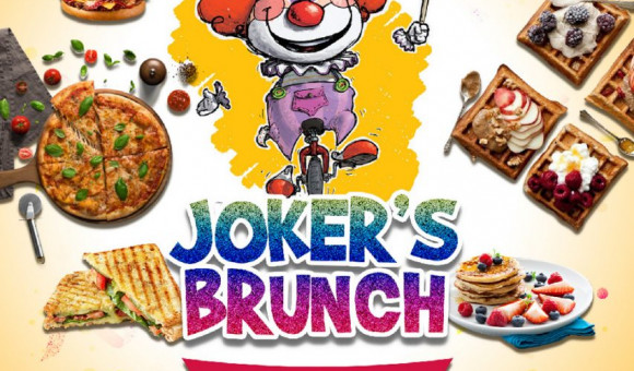 Sunday-Brunch-turns-The-Joker's-Brunch-all-through-October