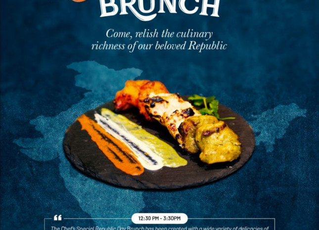 Republic Day Brunch