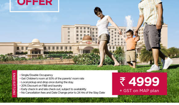 A Family Vacation Offer in Lucknow with Ramada by Wyndham Lucknow