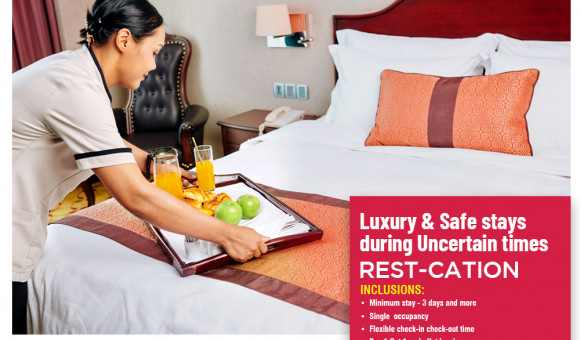Luxurious Safe Stays - The Perfect Staycation in Lucknow