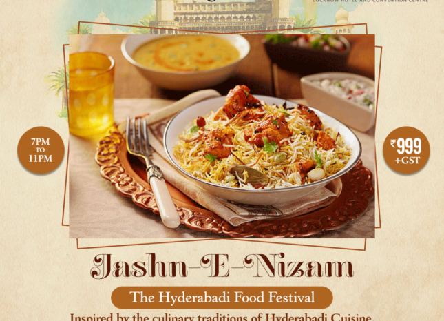 Saturday Stories April 2021 Hyderabadi Food Festival