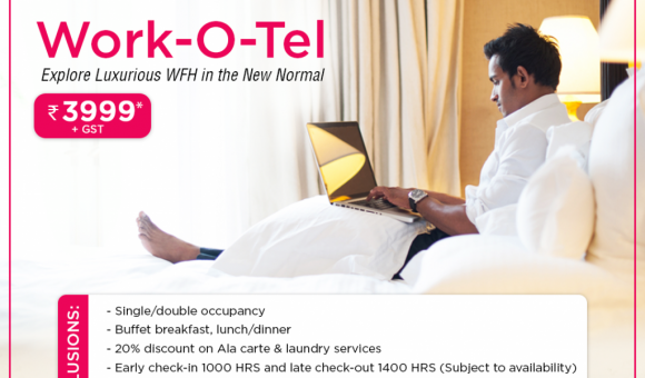 Workotel Offer in Lucknow Lucknow Hotels