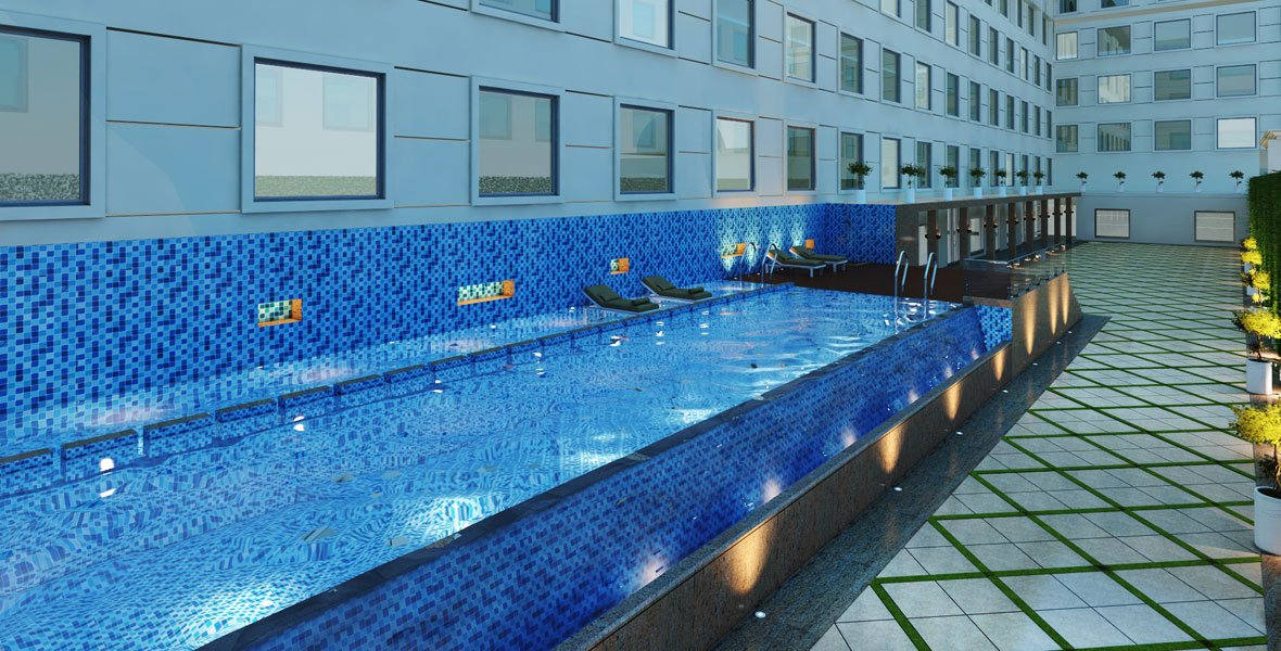 Best-swimmimg-pool-in-Lucknow-Ramada-Lucknow
