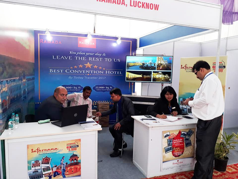 India-Travel-Mart-2017-Lucknow-hosted-by-Ramada-Lucknow-27-29-October-2017-3