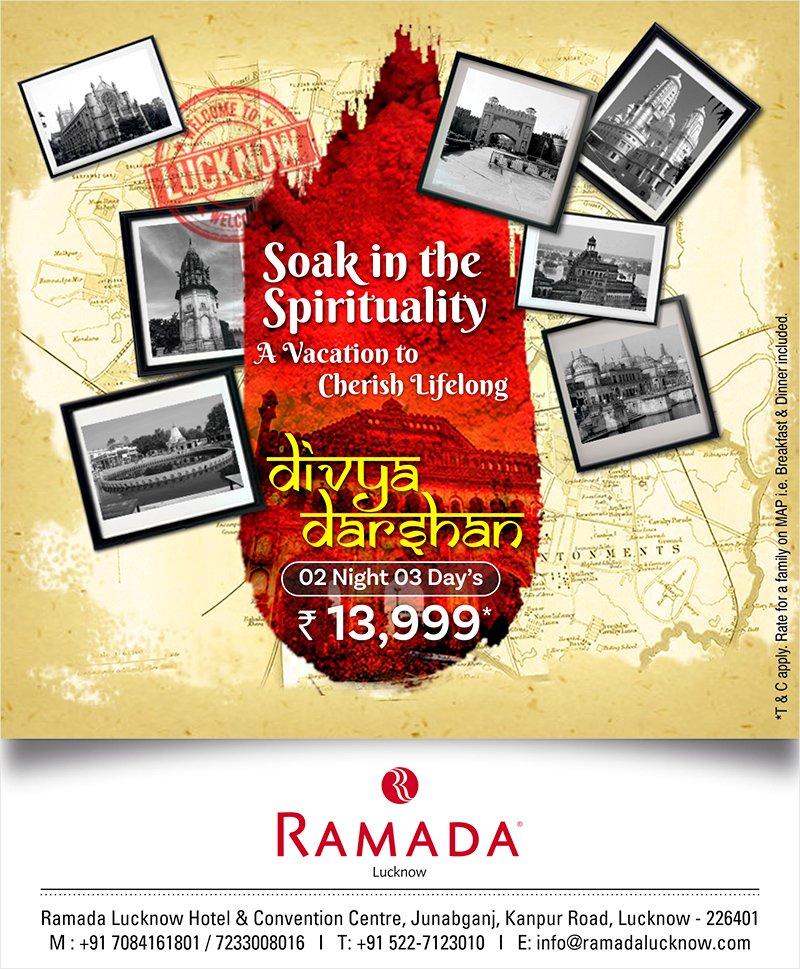 Ramada- Divya Darshan Ramada Lucknow