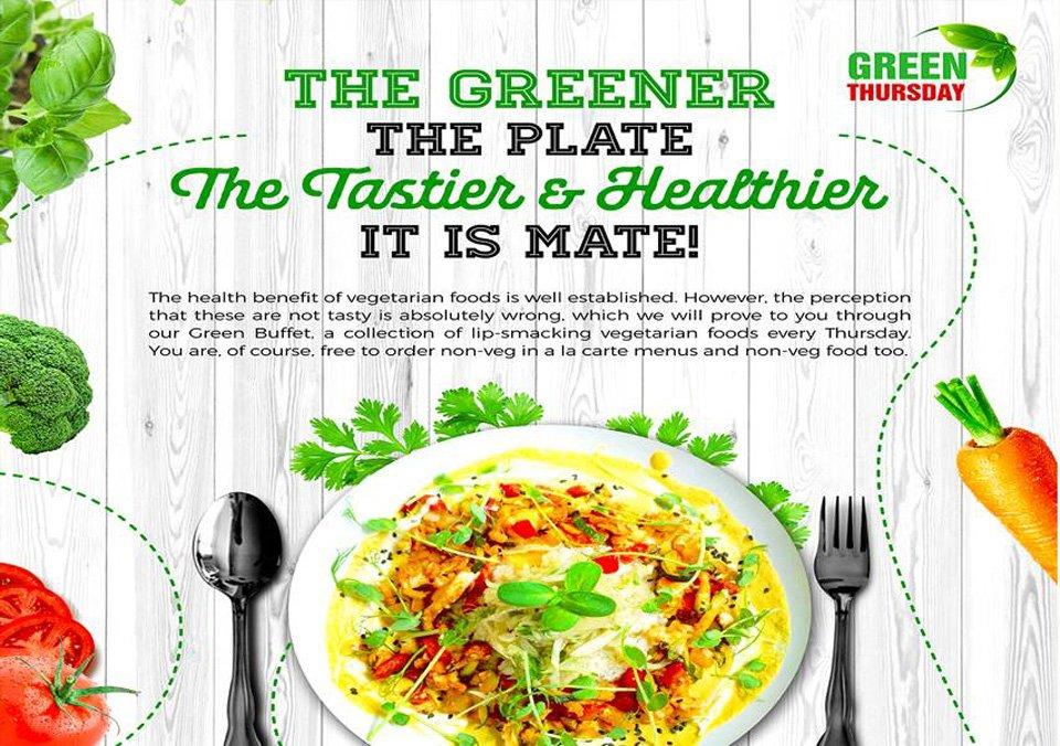 Vegetarian-Special-Buffet-Lucknow---Green-Thursdays-Ramada-Lucknow