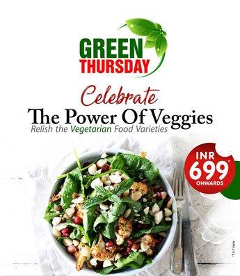 Best-vegetarian-Buffet-in-Lucknow