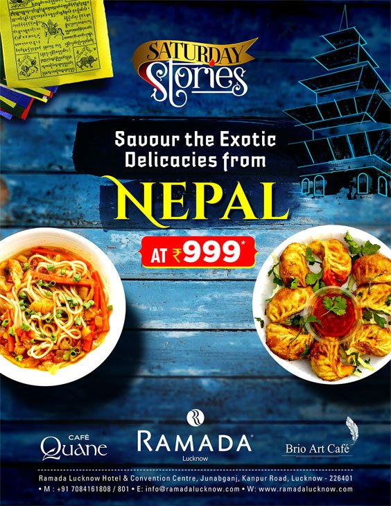Weekend-Dining-Lucknow-Saturday-Stories-Nepali-Cuisine