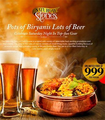 Biriyani-Beer-festival-Ramada-Lucknow