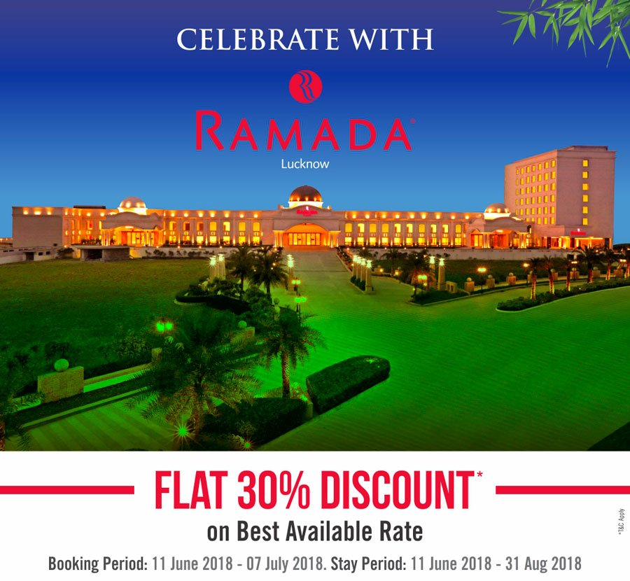 30-pc-discount-Hotel-Room-Offer-in-Lucknow