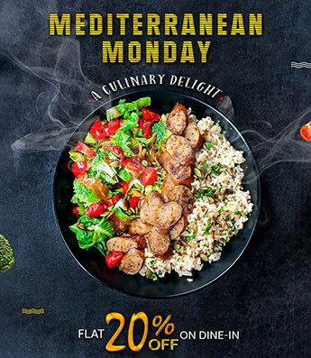 Mediterranean-Monday---Monday-Dining-Offer-in-Lucknow
