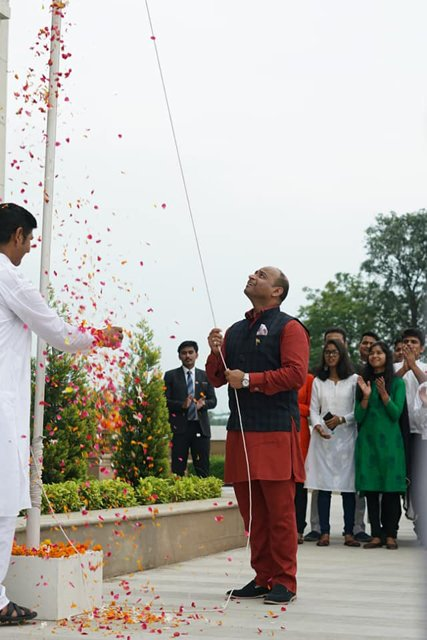 The-72nd-Independence-Day-Celebrations-at-Ramada-Lucknow-1