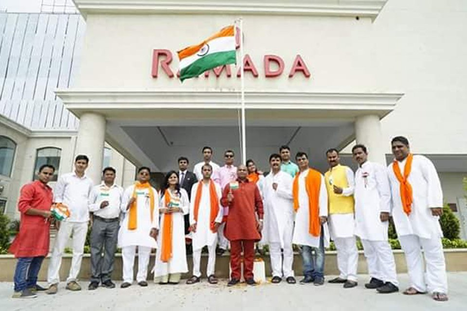 The-72nd-Independence-Day-Celebrations-at-Ramada-Lucknow-5