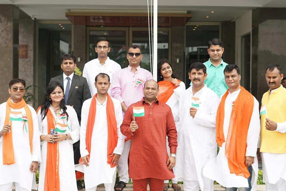 The-72nd-Independence-Day-Celebrations-at-Ramada-Lucknow-6