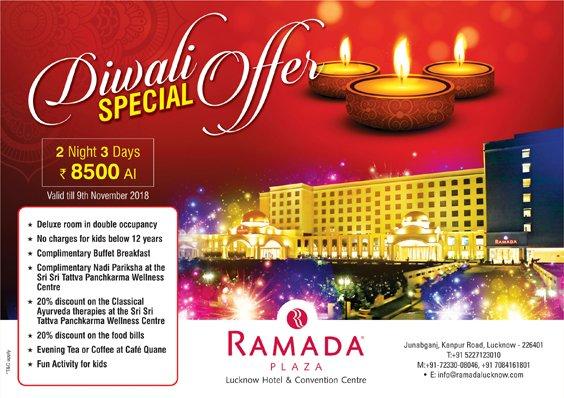 Ramada-Lucknow---Diwali-Special-Room-Offer