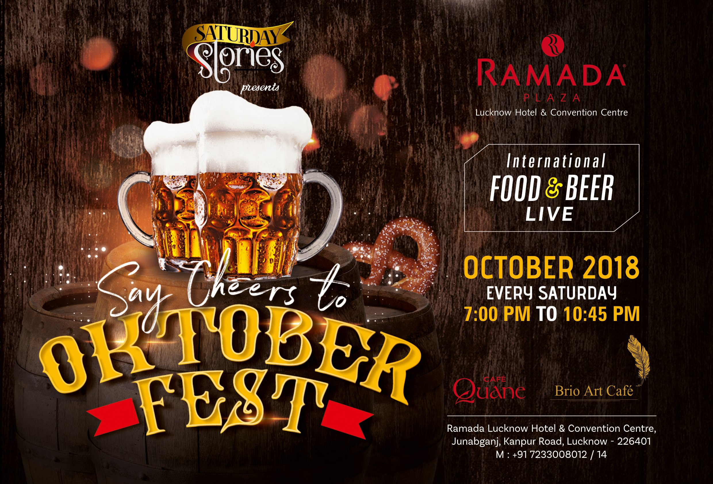 Ramada Lucknow Octoberfest 2018