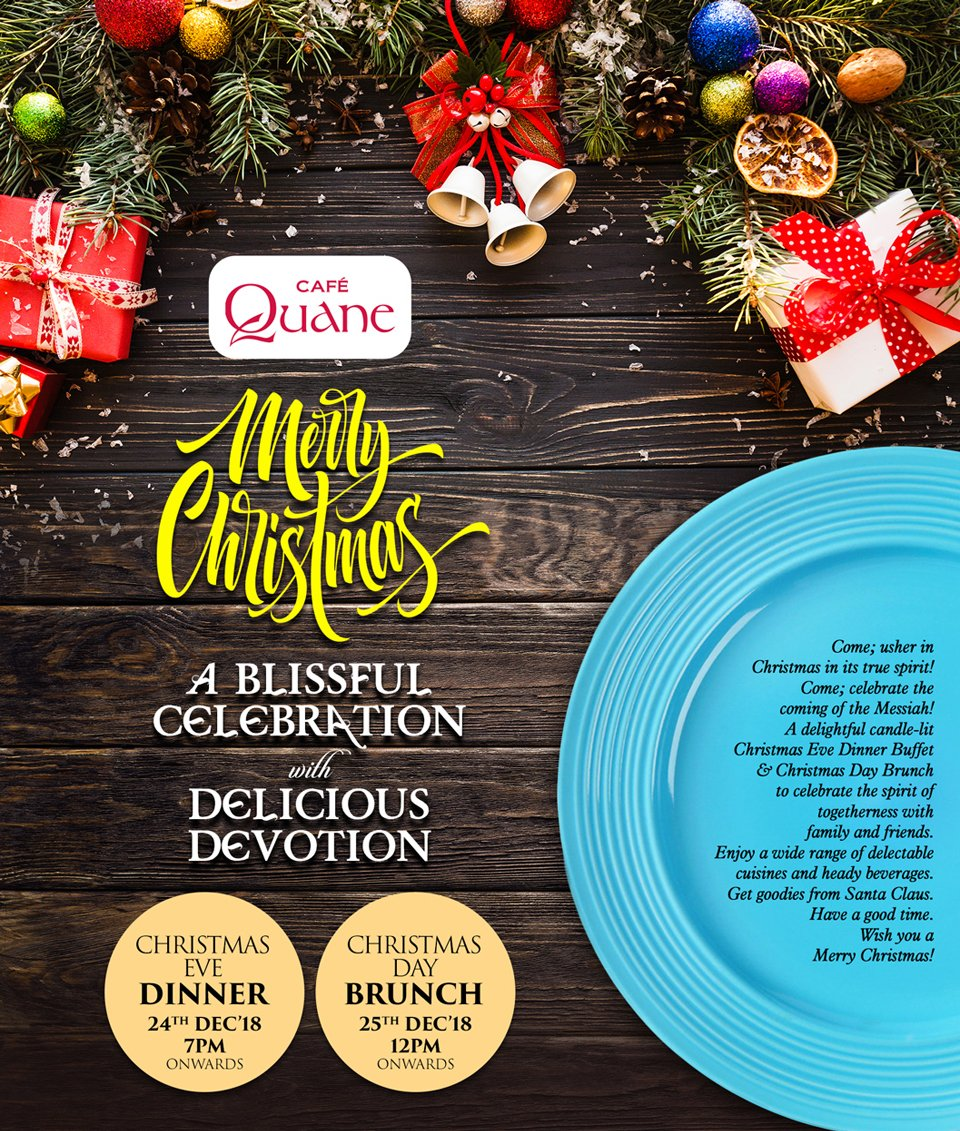 Double-Xmas-Offer-Xmas-Eve-Dinner--Xmas-Day-Brunch-at-Cafe-Quane