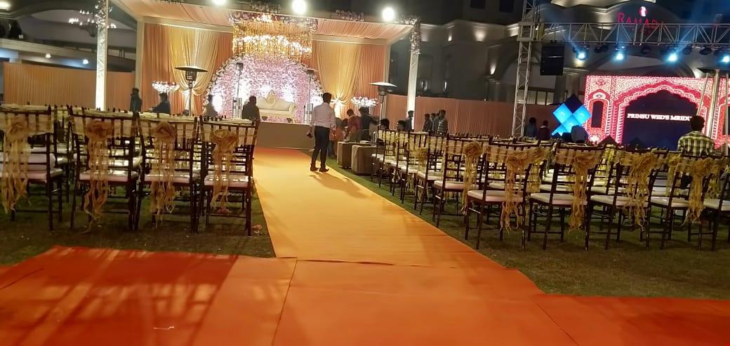 Wedding Venues Gallery Ramada Lucknow Unmatched ambiences 11