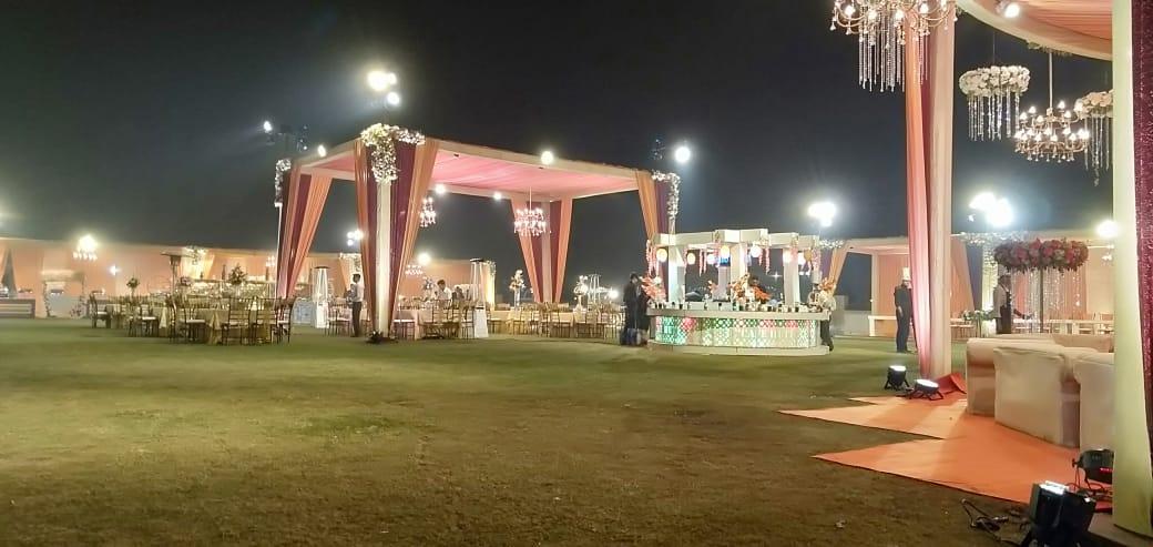 Wedding Venues Gallery Ramada Lucknow Unmatched ambiences 12