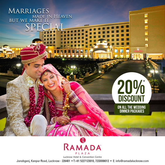 Wedding-Venue-Offers-in-Lucknow-Ramada-Lucknow