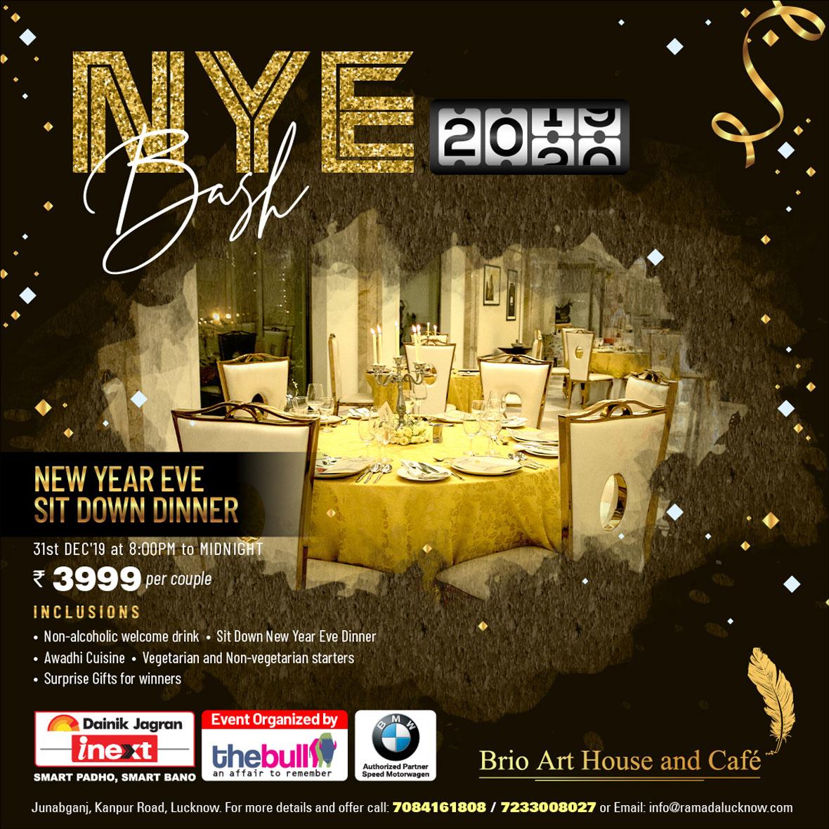 Brio-Art-Cafe-New-Year-Eve-2020-Party-Ramada-Lucknow