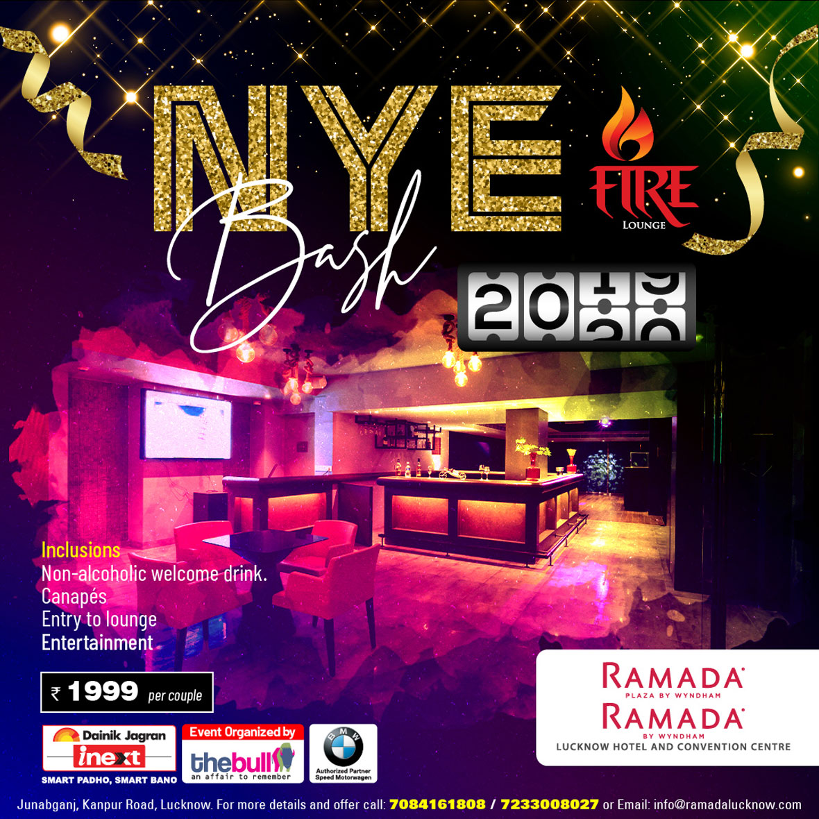 Fire-Lounge-Discotheque-Lucknow-New-year-Party-2020